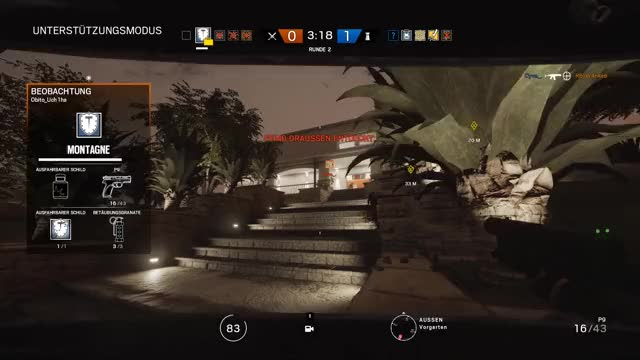 Watch Without doubt ... this is the real hipfire god ... GIF by @officialtechnopaki on Gfycat. Discover more Rainbow6 GIFs on Gfycat