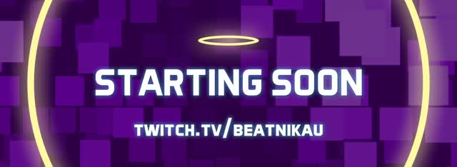 Watch and share Starting Soon GIFs by beatnikau on Gfycat