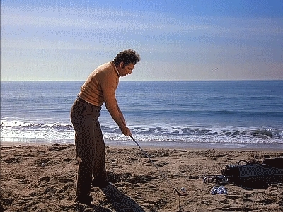 seinfeldgifs, Whenever I try and golf. (reddit) GIFs