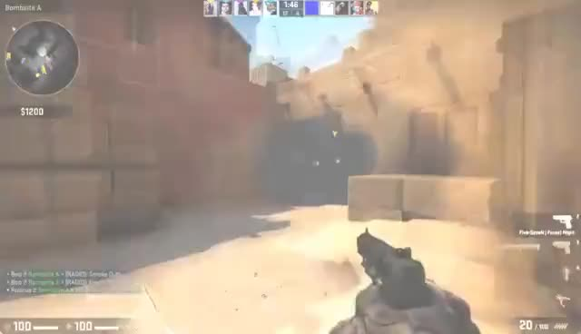 Watch and share Counter Strike  Global Offensive GIFs on Gfycat