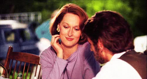 Watch Streep GIF on Gfycat. Discover more birthday, gif, gifmovie, meryl streep, movie GIFs on Gfycat