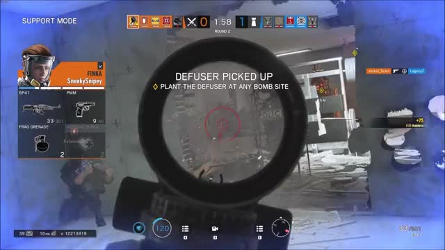 Watch Physics GIF on Gfycat. Discover more Rainbow6, Siege GIFs on Gfycat