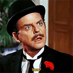 Watch and share Gif Film Disney Mary Poppins Julie Andrews Gif:poppins David Tomlinson GIFs on Gfycat