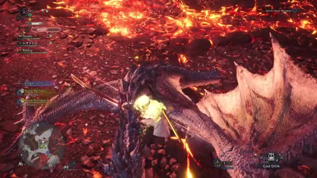 Watch Monster Hunter: World_20190201200909 GIF on Gfycat. Discover more PS4share, Gaming, Kao, Monster Hunter: World, PlayStation 4, Sony Interactive Entertainment, loli_shimapan GIFs on Gfycat