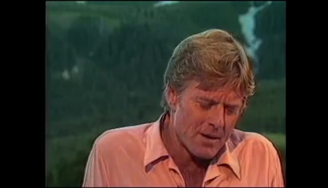 Watch and share Flashback: Gloria Steinem's 1986 Interview With Robert Redford   TODAY GIFs on Gfycat