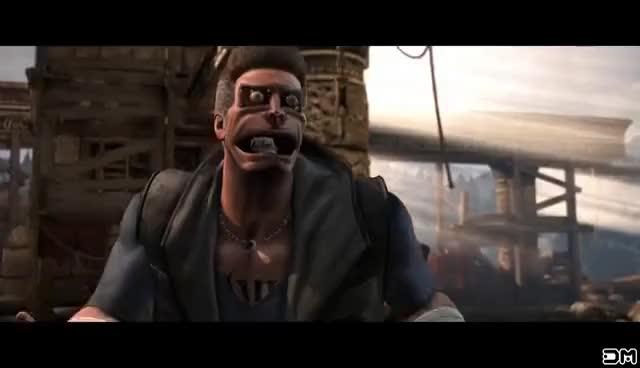 Mortal Kombat Xl All Characters Perform Aliens Intro Entrance 1