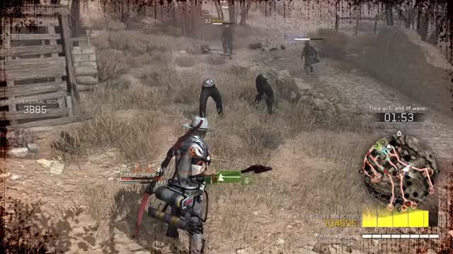 Watch and share Metal Gear Survive - Tis But A Flesh Wound (1) GIFs by xplodingbrain on Gfycat