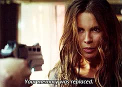 Watch and share Kate Beckinsale GIFs and Total Recall GIFs on Gfycat