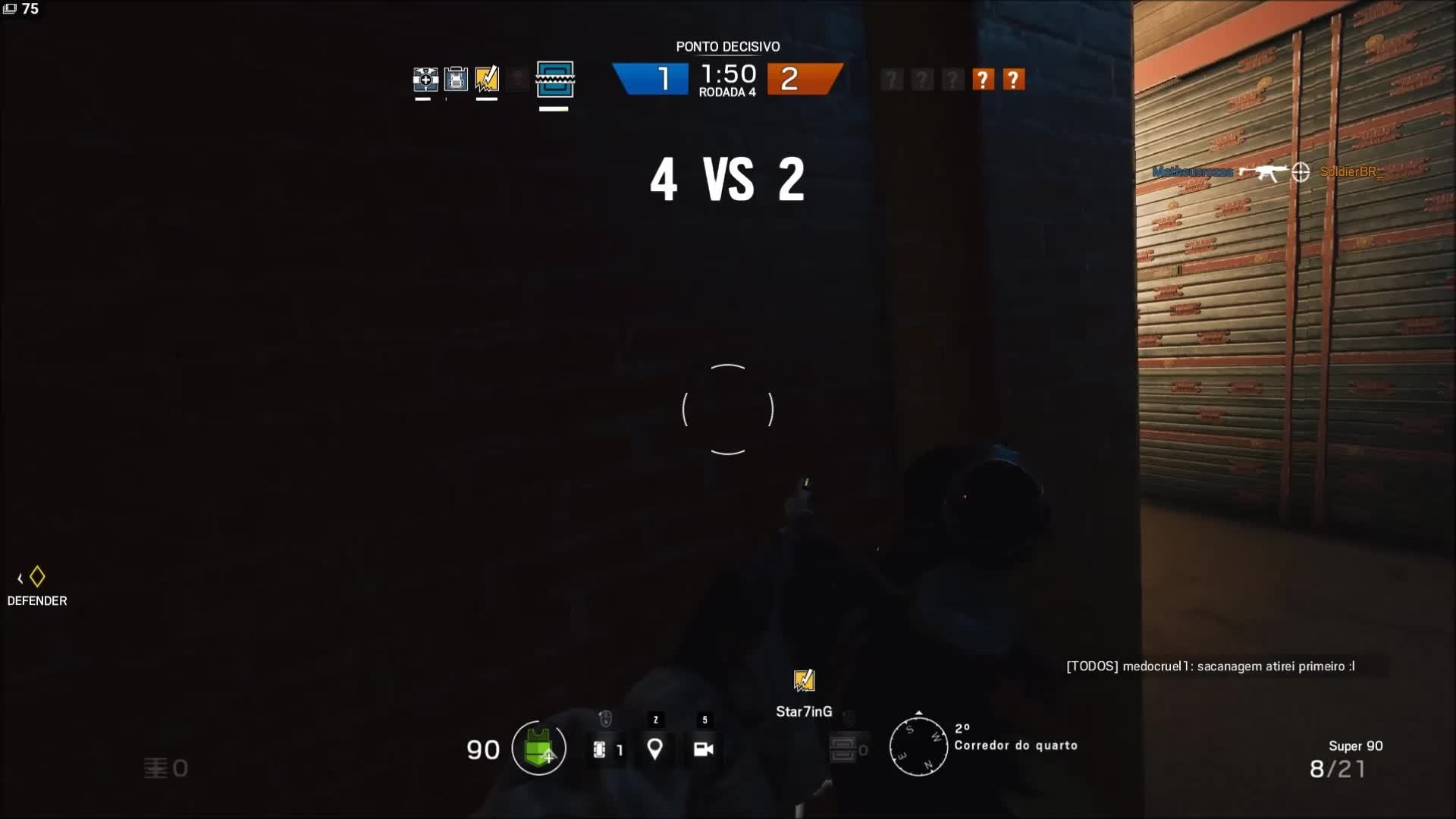 rainbow6, Frost Airstrike (aka a really far C4 kill) GIFs