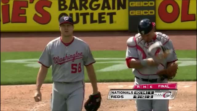Watch and share Jonathan Papelbon GIFs and Nationals GIFs by efitz11 on Gfycat