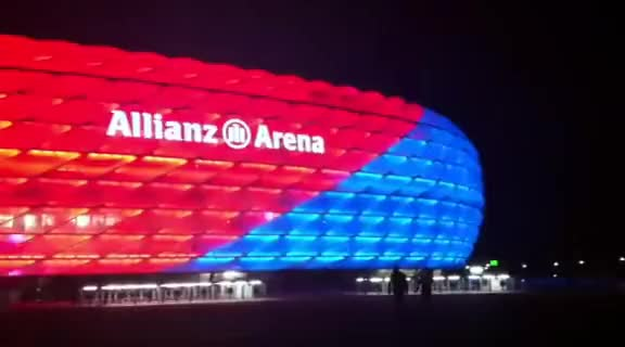Watch Allianz Arena GIF on Gfycat. Discover more Allianz arena GIFs on Gfycat