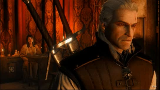 Watch and share The Witcher GIFs by Елена on Gfycat