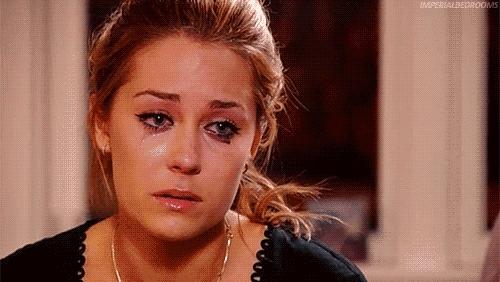 girl crying GIFs