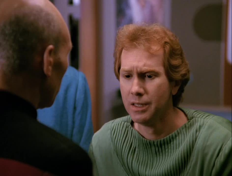 Star Trek, The Next Generation, TFW Reddit is down for an hour GIFs