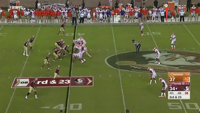 Watch and share Seminoles GIFs and Football GIFs on Gfycat