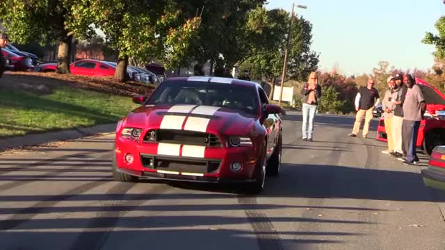 Watch and share Mustang GIFs and Crash GIFs on Gfycat