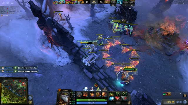 Watch Dota2 GIF by Overwolf (@overwolf) on Gfycat. Discover more Dota2, Gaming, Kill, Overwolf, Sniper, Win GIFs on Gfycat