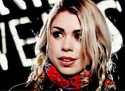 Watch and share Billie Piper GIFs and Doctor Who GIFs on Gfycat