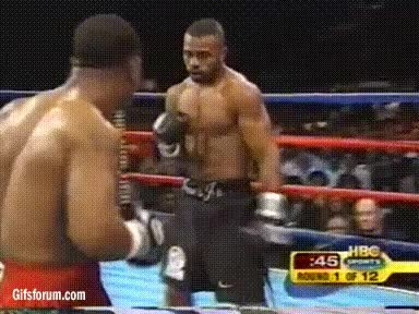 Because Roy Jones would put Silva to sleep.