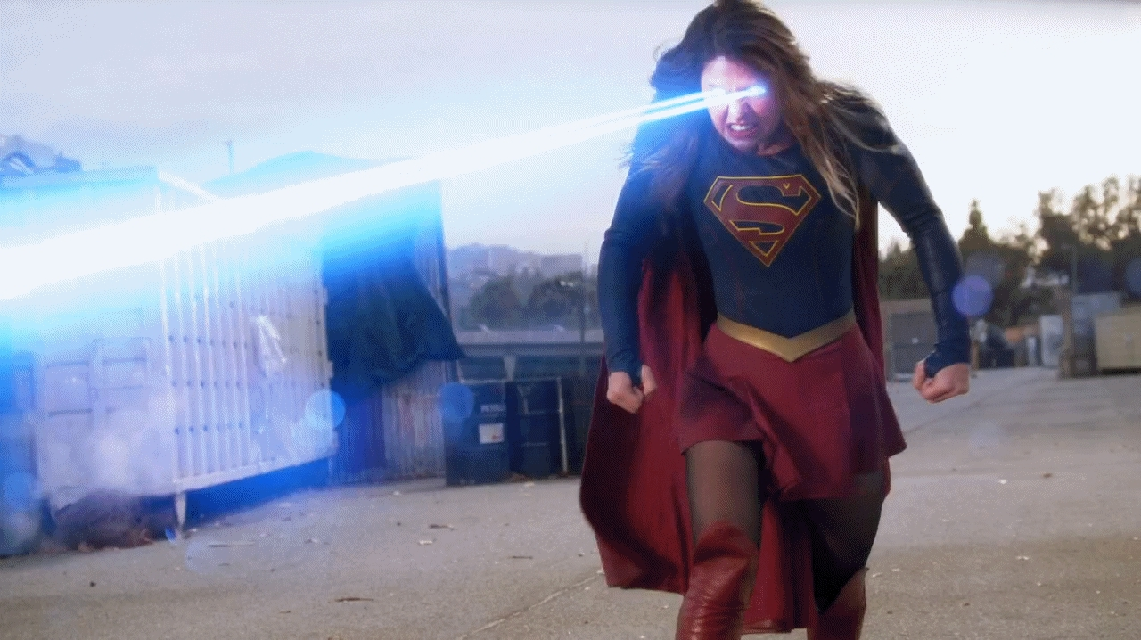 dccomics, randomsuperpowers, Supergirl.S01E06.Red.Faced.Full.Power.Heatbeam-720p GIFs