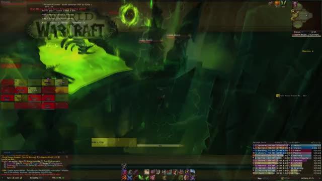 Warcraft FlyingPriests