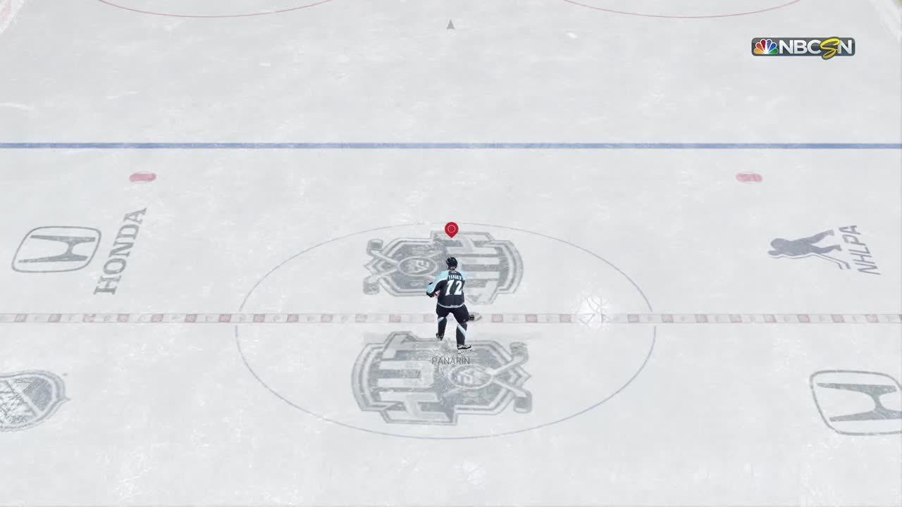 HUT, NHL, nhlhut, The Bread Man on a Penalty Shot GIFs