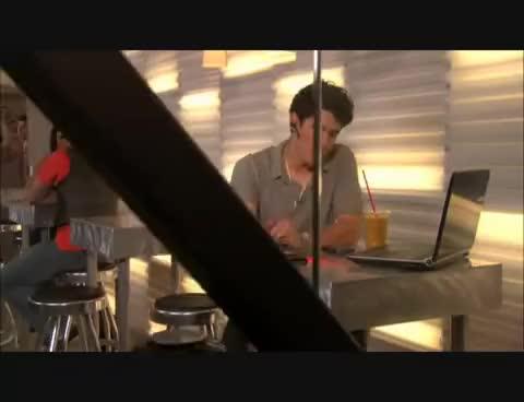 Watch Nick Jonas on Jonas GIF on Gfycat. Discover more I love him so much GIFs on Gfycat