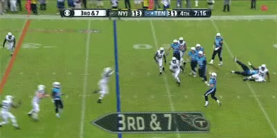 Watch and share Sports, Football, Nfl, New York Jets, Tennessee Titans GIFs on Gfycat