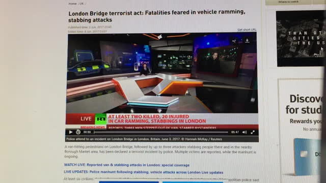MORE LONDON TERRORIST ATTACKS (BAQAR AHMATH) GIFs