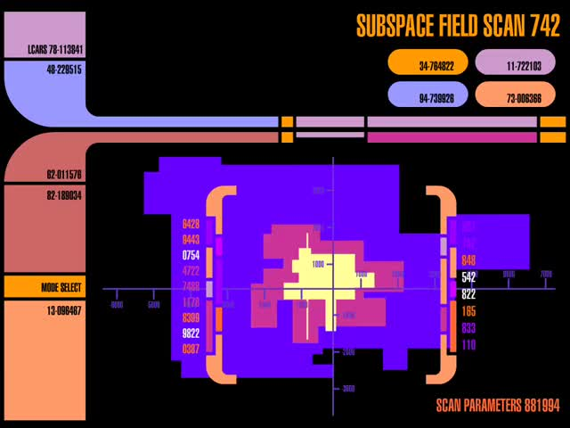 Watch Subspace Field Scan GIF by @chaosoverfiend on Gfycat. Discover more Star Trek GIFs on Gfycat