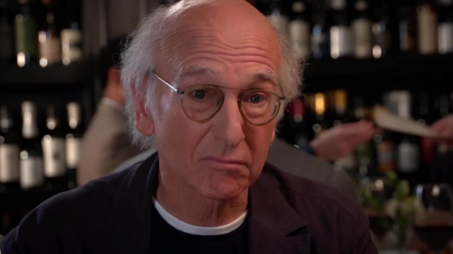 curb your enthusiasm, larry david, yeah, Yeah GIFs