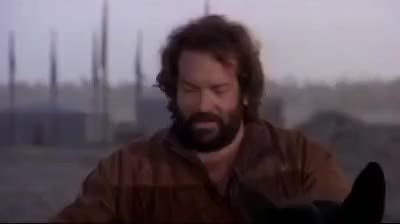 Watch and share Bud Spencer  Zsoldoskatona GIFs on Gfycat