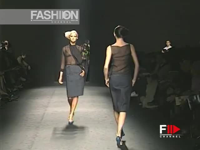 Watch and share 2000 2001 GIFs and Tag3 GIFs by fashion show on Gfycat