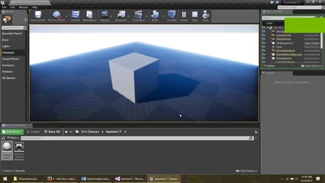 Watch and share Unreal Engine Demo 05.23.2017 - 11.45.37.15 GIFs by telefrag_ent on Gfycat
