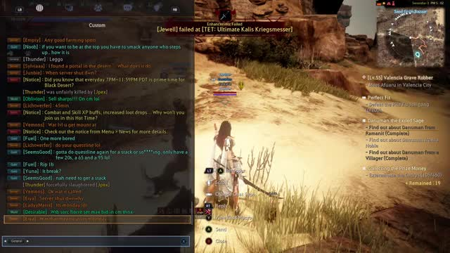 Watch and share Xi Valkyrie Lx GIFs and Blackdesert GIFs by Gamer DVR on Gfycat