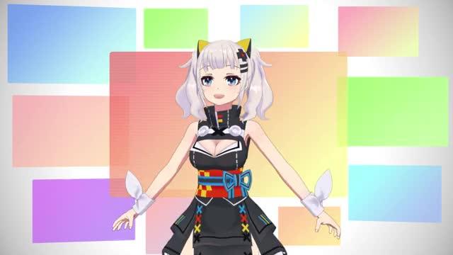 Watch Kaguya Luna Rooster Imitation GIF by @orious on Gfycat. Discover more kaguyaluna, virtual, youtuber, かわいい, オモシロ, バーチャルユーチューバー, 声真似, 物真似, 輝夜月, 面白い GIFs on Gfycat