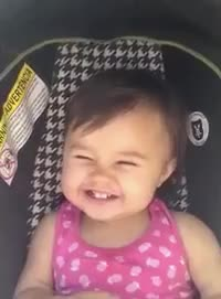 GIF Brewery, baby, child, cute, even, eye, eyeroll, face, funny, kid, not, roll, sweet, toddler, Epic baby eye roll GIFs