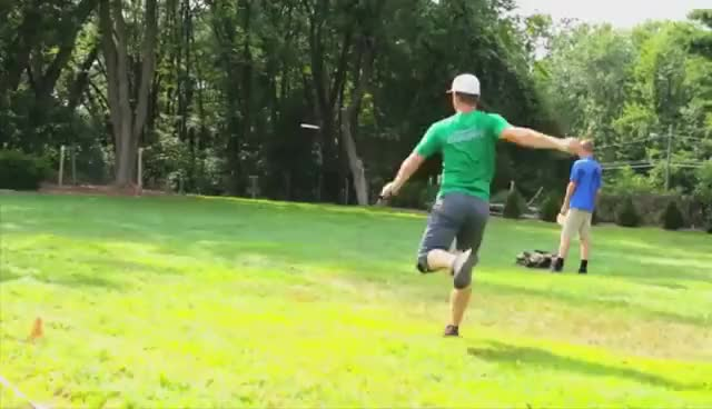 Watch disc golf goal GIF on Gfycat. Discover more related GIFs on Gfycat