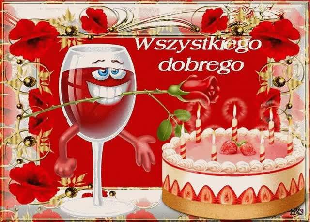 Watch and share Urodzinowe Życzenia Dla Dzieci GIFs on Gfycat