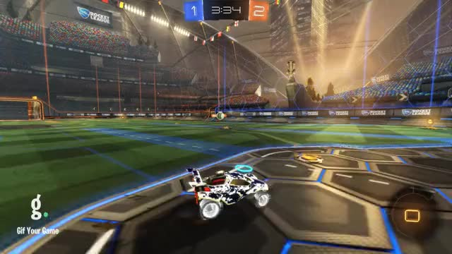Watch Save 2: Buckley GIF by Gif Your Game (@gifyourgame) on Gfycat. Discover more Buckley, Gif Your Game, GifYourGame, Rocket League, RocketLeague, Save GIFs on Gfycat