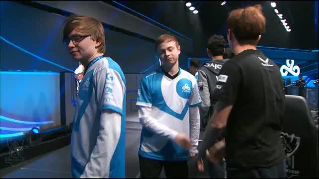 Worlds GS Day 3 - CLOUD9 WIN