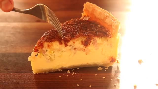 Watch and share Quiche Lorraine GIFs and Cooking GIFs on Gfycat