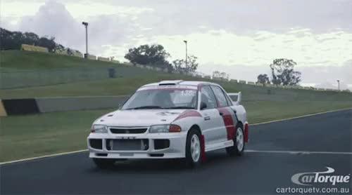 Watch and share Lancer Evolution GIFs and Mitsubishi GIFs on Gfycat