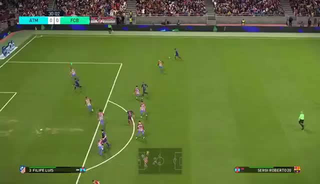 Watch and share PES 2018 - Gameplay Compilation #4 | FACIAL EXPRESSION & EMOTION GIFs on Gfycat