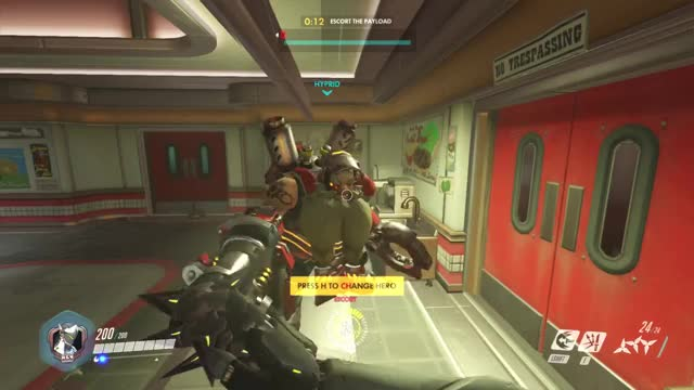 Watch and share Overwatch GIFs by kennythecupcake on Gfycat
