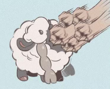 Watch and share Wooloo Ora Ora Fin GIFs on Gfycat