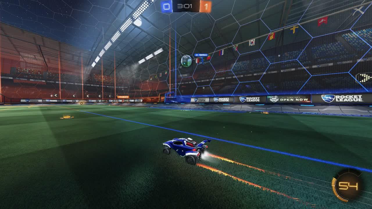 rocketleague, JK-Hendroski Goal GIFs