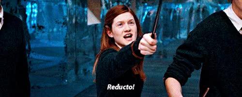Watch and share Ginny WeasleY GIFs on Gfycat