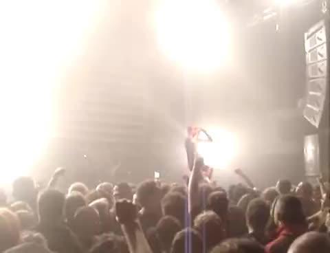 Concert, God, Lamb, LoG, Metropolis, Moshing, Perth, Nice throw, faggot GIFs