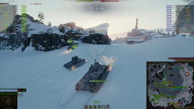 Watch and share World Of Tanks 2019.06.15 - 13.49.18.05 GIFs by v_epsilon on Gfycat